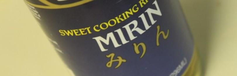 Чем заменить уксус Мирин
