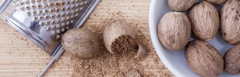 Чем заменить мускатный орех