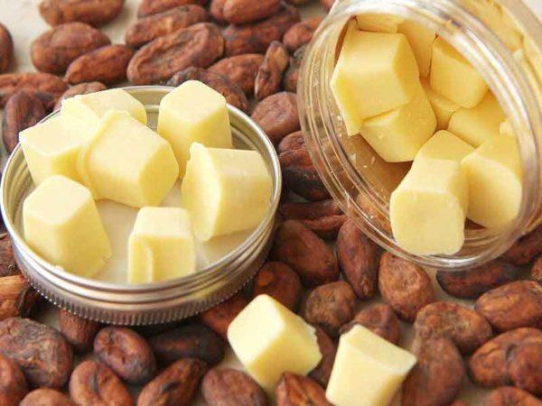 Чем заменить масло какао